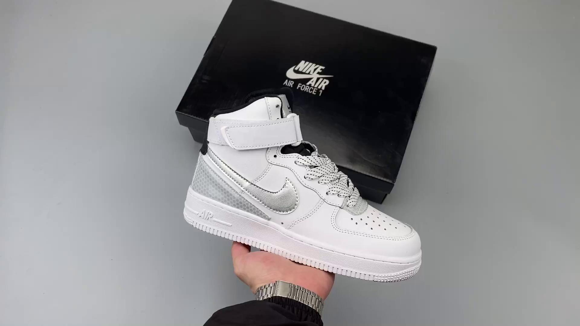 "Nike Air Force 1 '07 QS All Star""City Of Dreams""-莆田鞋网"
