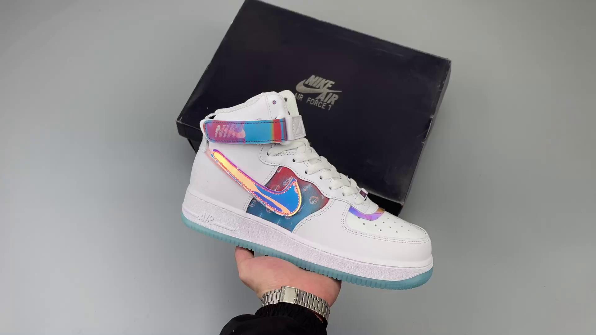 "Nike Air Force 1'07 High""Have A Good Game""空军一号-莆田鞋卖家"